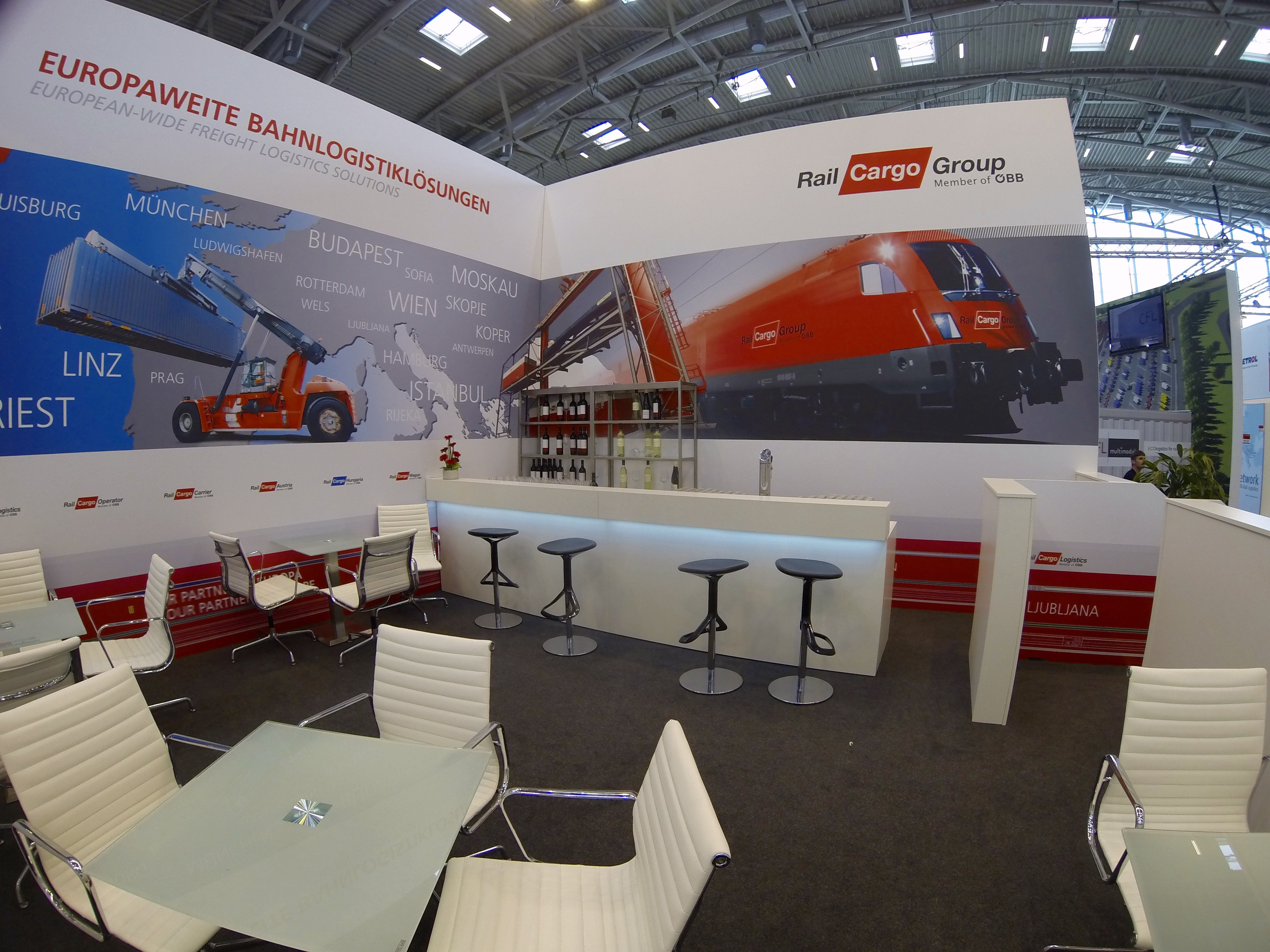 Transport & Logistik München 2015
