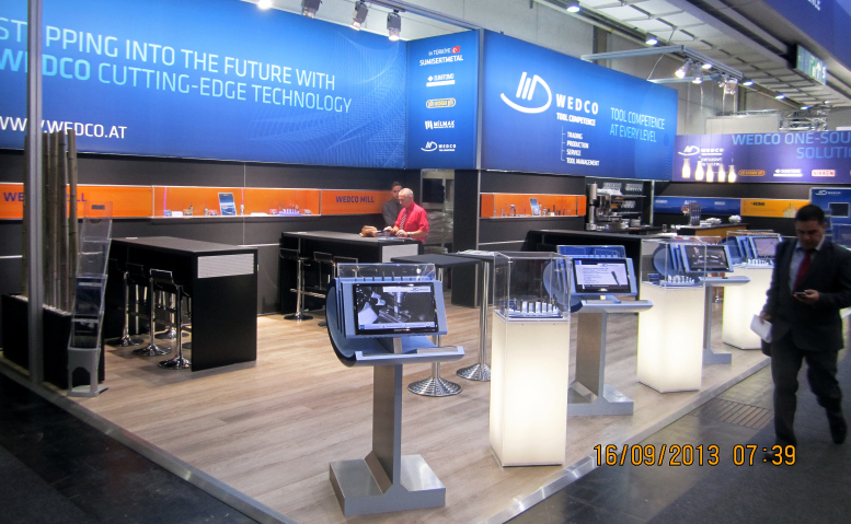 Wedco EMO_Hannover 2013
