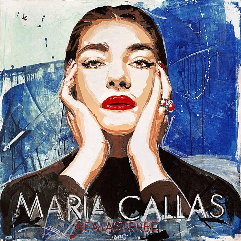 """""""Maria Callas singt nicht, sie lebt auf der Rasierklinge."""" Durch sie kann man """"plötzlich durchhören, durch Jahrhunderte, sie war das letzte Märchen."""" Ingeborg Bachmann"""