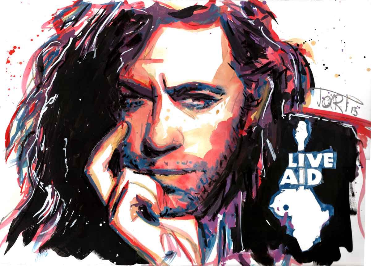 Bob Geldoff