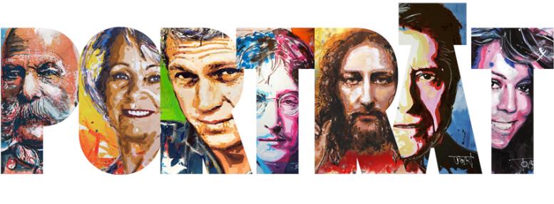 Porträtmalerei