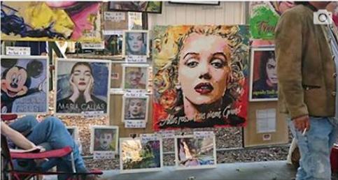 StreetArt – Kunst am Zaun 2018