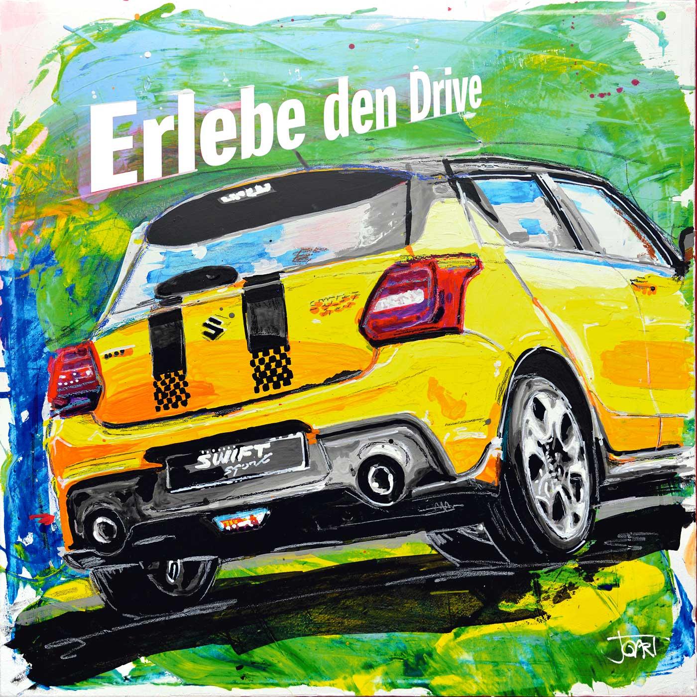 Vienna Autoshow 2019 johannes richter